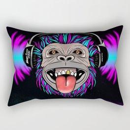 Mega Bass 5000 Rectangular Pillow