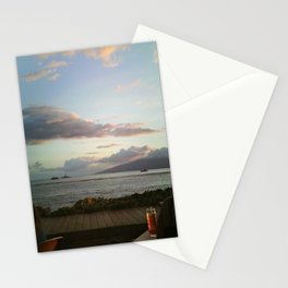 Island Dreaming 3 Stationery Cards