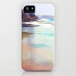 Papagayo Beach iPhone Case