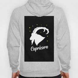 Capricorn star sign Hoody
