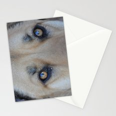 Cooper's Eyes (For Devices) Stationery Cards