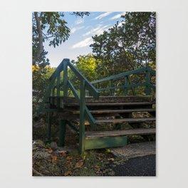Quebradilla miradero 3 Canvas Print