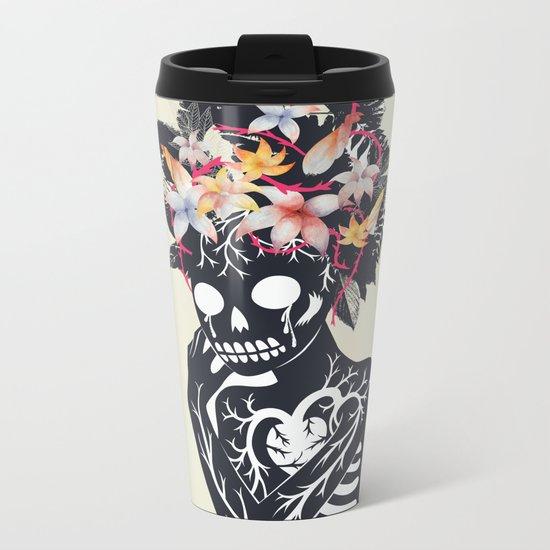 Carmen Metal Travel Mug