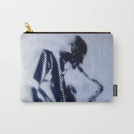 Sax Music Poster Carry-All Pouch