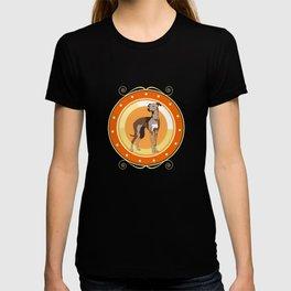 Greyhound, Greyhound afghan, Greyhound galgo T-shirt