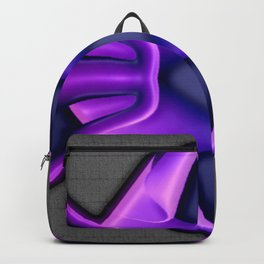 Softly plastic Backpack