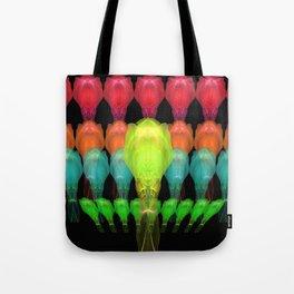 Alien Platoon Tote Bag