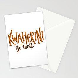 Kwaherini Stationery Cards