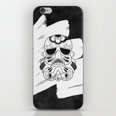 Storm Trooper #3 iPhone & iPod Skin
