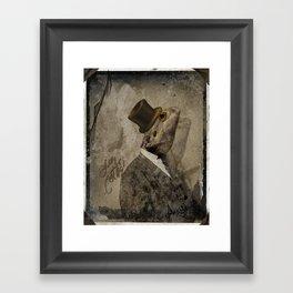 Live You Framed Art Print