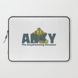 Anky The Daydreaming Dinosaur Laptop Sleeve