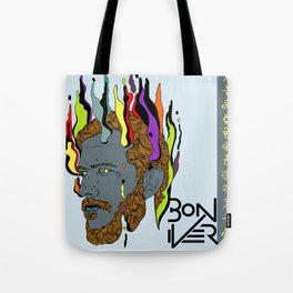 Bon iver Tote Bag