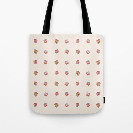 Pink Butts Tote Bag