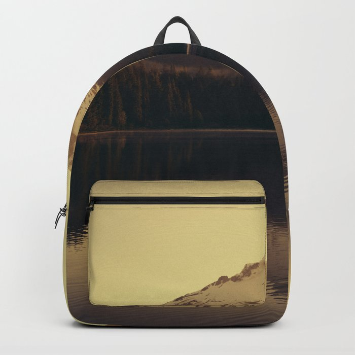 Sunrise at Trillium Lake - Oregon Adventure Backpack