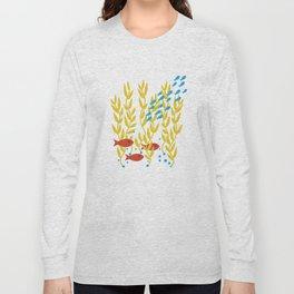 Kelp Forest Long Sleeve T-shirt
