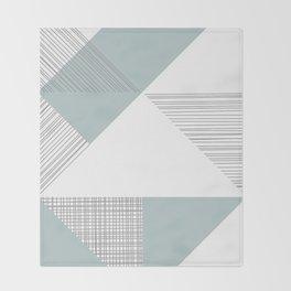 NANI Green Throw Blanket