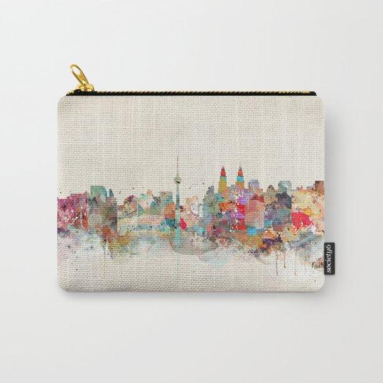 Kuala Lumpur Malaysia Carry-All Pouch