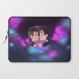 Galaxy Kiss Laptop Sleeve