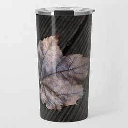the lifelines of fall Travel Mug