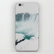 Goðafoss | Edge of the Arctic iPhone & iPod Skin