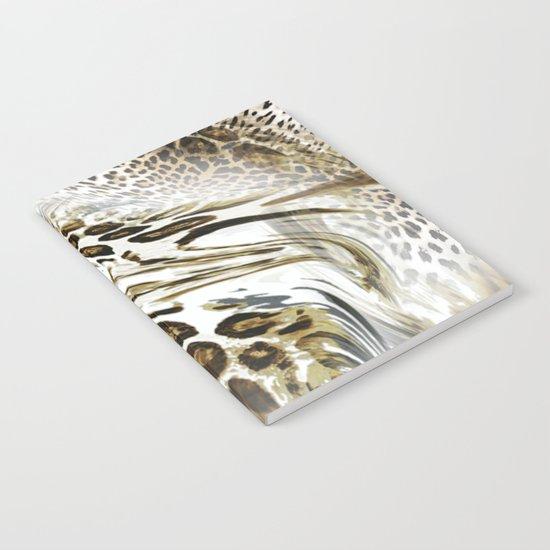Trend Leopard Pattern Notebook