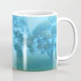 Foggy Tree Sparkles Coffee Mug