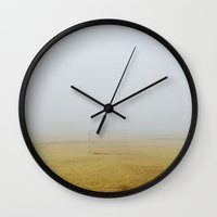 focus Wall Clocks featuring Focus by General Design Studio