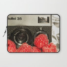 Raspberry Rollei Laptop Sleeve