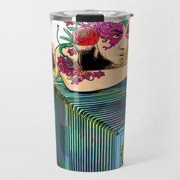 WOMAN COLOR Travel Mug