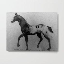 gallop Metal Print