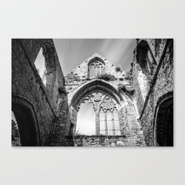 Beauport Abbey Canvas Print