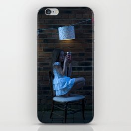Dreaming... iPhone Skin