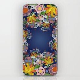 Encircled Garden iPhone Skin