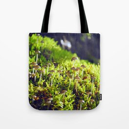 The small wild Tote Bag