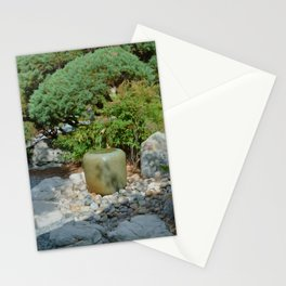 Japanese garden 7 Stationery Cards