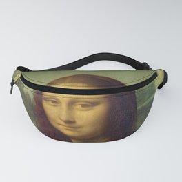 Classic Art - Mona Lisa - Leonardo da Vinci Fanny Pack