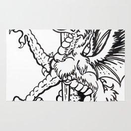 Logres Dragon Rug