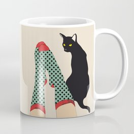 Waiting you Coffee Mug
