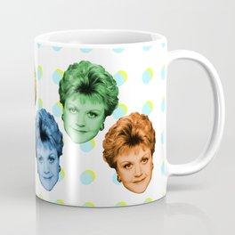 Badass, She Is! Coffee Mug