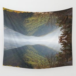 *°~ A ● Tale ¤f Two ○ Earth//s ~°* Wall Tapestry