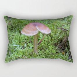Split Fungi Rectangular Pillow