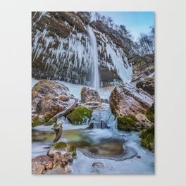 Winter 02 Canvas Print