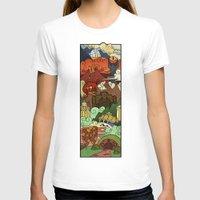 tolkien T-shirts featuring Tolkien´s world! by Cristina Jiménez Burgos