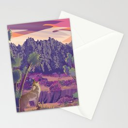 Castle Mountains National Monument Refuge Stationery Cards