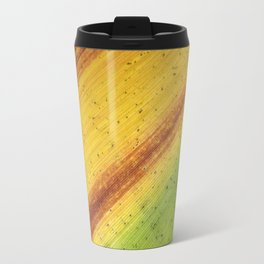 Tropical Textures #3 Travel Mug