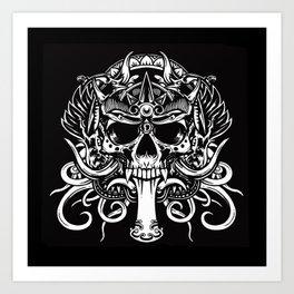 Onset Barong Art Print