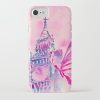 princess iPhone & iPod Cases featuring Princess by zeze