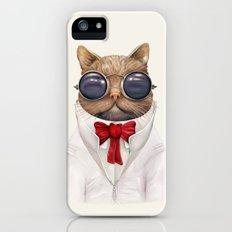 Astro Cat Slim Case iPhone (5, 5s)