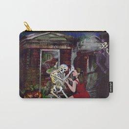 RARE LOVE, Halloween, Original art Carry-All Pouch