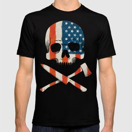 American P$ycho T-shirt